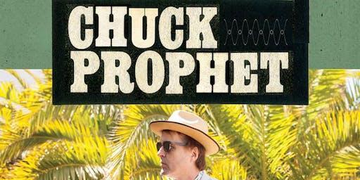 Chuck Prophet & Jay Walsh