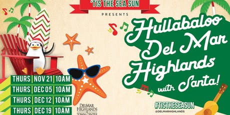 Hullabaloo for the Holidays! tickets