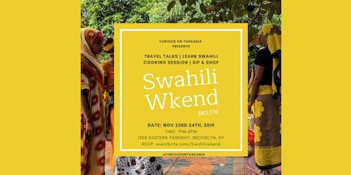 Swahili WKEND   Brooklyn