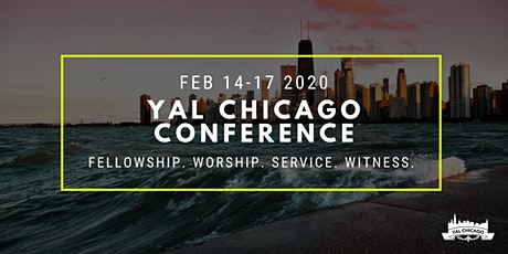 2020 YAL Chicago Conference tickets