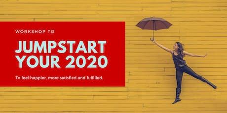 JUMPSTART YOUR BREAKOUT YEAR IN 2020! tickets