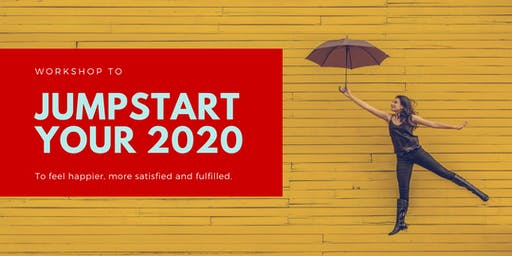 JUMPSTART YOUR BREAKOUT YEAR IN 2020!