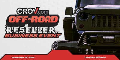 Off-Road Reseller Business Event