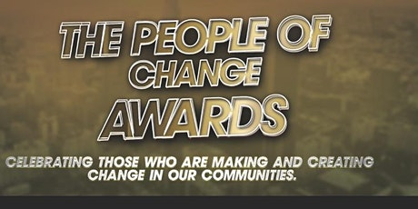 The 2019 People Of Change Awards Gala tickets