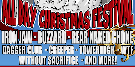 ALL DAY CHRISTMAS FESTIVAL tickets