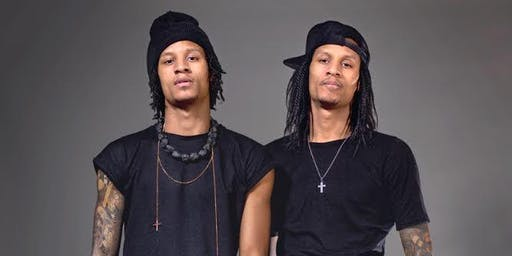 Les Twins Tampa 2019