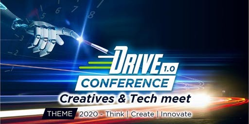 Drive Conference   2020 - think   Create   Innovate