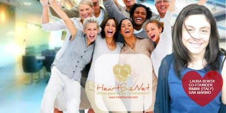 Heartbiznet a Rimini 17 Dicembre biglietti