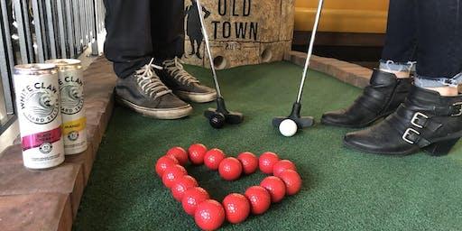 Mini Golf Speed Dating & Social Mixer