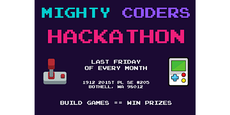 Hackathon @ Mighty Coders tickets