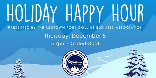 Midtown Business Association Holiday Happy Hour