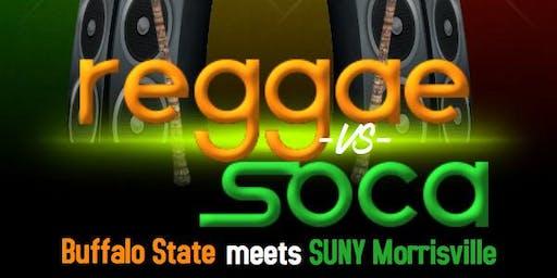 Reggae vs. Soca