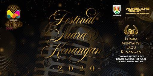 FESTIVAL SUARA KENANGAN 2020