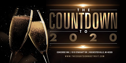 NYE: The Countdown to 2020