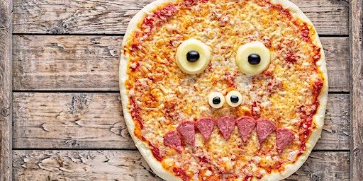 Mini Chef + Me: Prehistoric Pizza Party