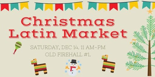 Latin Christmas Market and Fiesta!