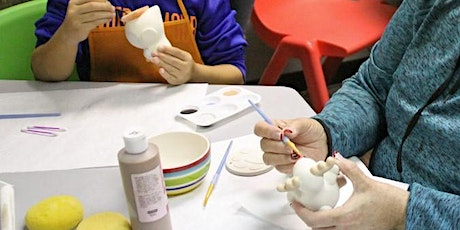 Paint Your Own Ceramic - Open Studio 12-8pm tickets