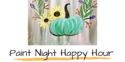 PAINT NIGHT HAPPY HOUR