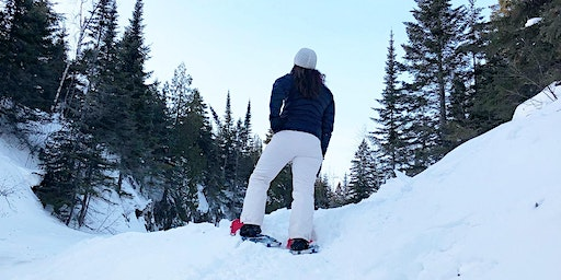 Snowshoe or Winter Hike at Section 13 Cliffs