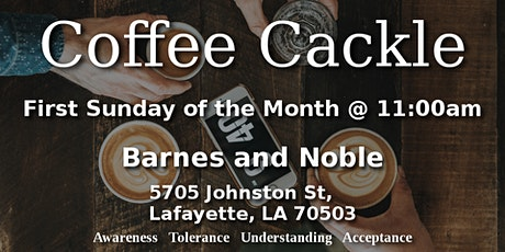 Lafayette Pagans Coffee Cackle tickets