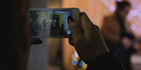 Unternehmensvideos mit dem Smartphone drehen, schneiden und veröffentlichen Tickets