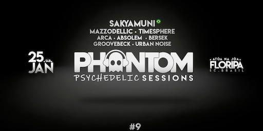 Phantom Psychedelic Sessions #9  - Sakyamuni +7 Lives na Praia da Joaquina