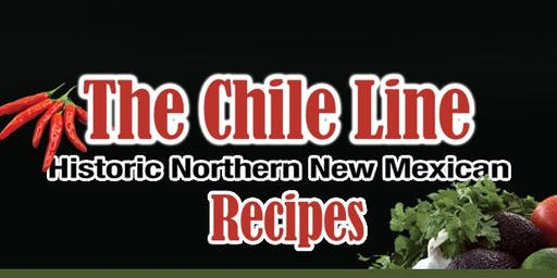 The Chile Line Book Launch and Reception-Santa Fe Farmer's Market Pavilion
