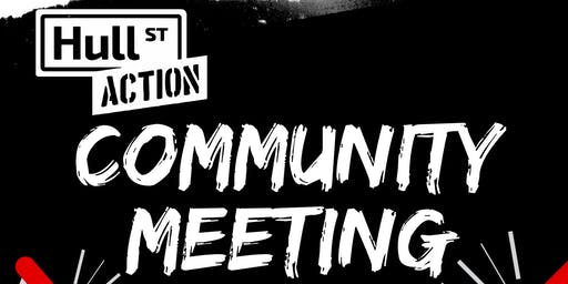 Hull Street Action Community Town Hall