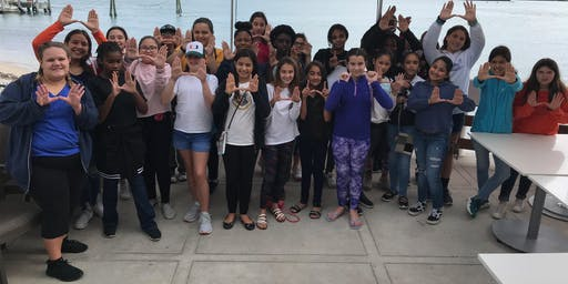 Exploring Marine Science for 6th and 7th Grade Girls