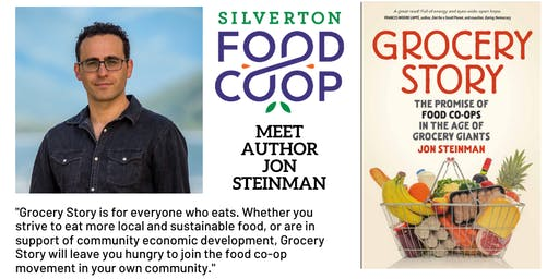 Book Tour - Grocery Story