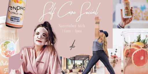 Self-Care Social Presented by the Dames Collective x Azure Paradise Valley