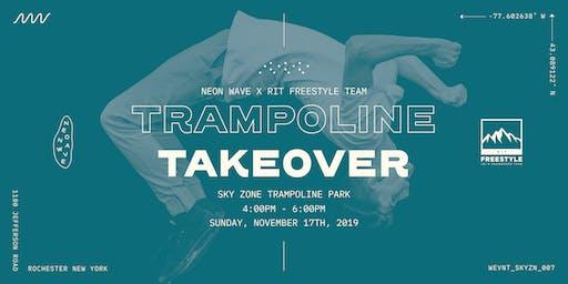 Trampoline Takeover Phase 2