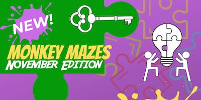 Monkey Maze - Escape Room and Game Night