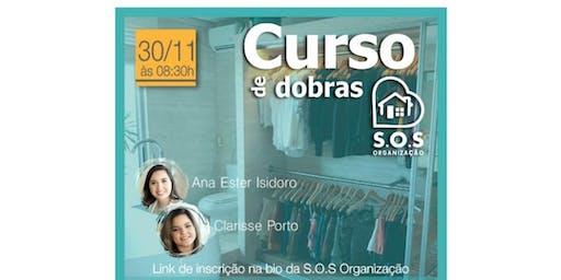 Curso de dobras com SOS Organização