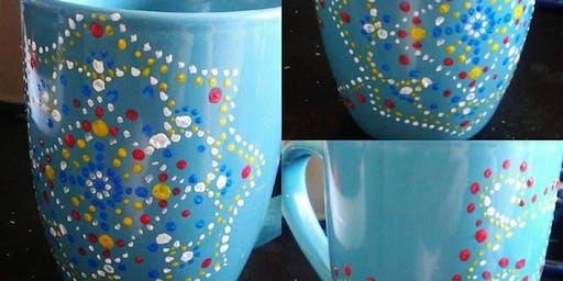Mug Painting: