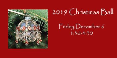 2019 Christmas Ball tickets