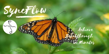 SyncFlow ~ Achieve Breakthrough in Minutes - practice intro tickets