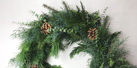 Winter Wreath Workshop  tickets