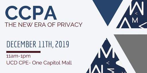 CCPA (California Consumer Privacy Act)