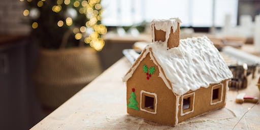 Cook With Your Kid: The Perfect Gingerbread House