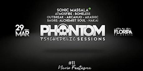 Phantom Psy Sessions - Navio Fantasma em Florianópolis ingressos