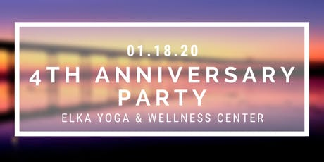 4 Year Anniversary Party with DTO Music tickets