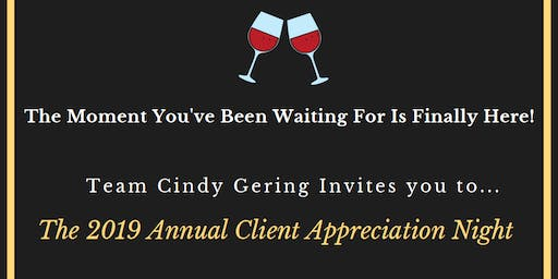 2019 Annual Client Appreciation Night