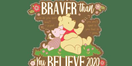 2020 Braver Than You Believe 1M, 5K, 10K, 13.1, 26.2 -Salt Lake City tickets