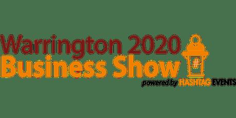 Warrington Business Show 2020 tickets