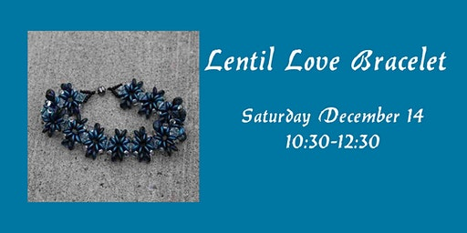 Lentil Love Bracelet