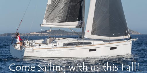Sailing Cruise of San Francisco Bay - Saturday November 30th