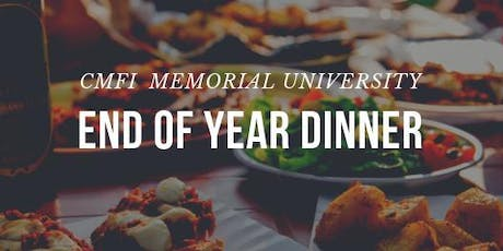 CMFI-MUN End of Year Dinner tickets