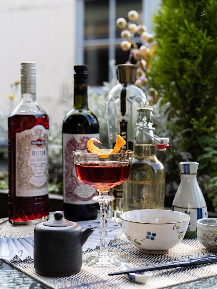 Pendulum Magazine X Artisan Sake Maker: Cocktail Hour at 89 Smithe image