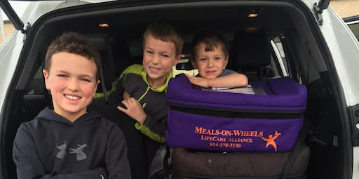Seeds of Caring - Meals on Wheels Team